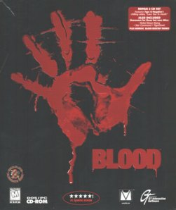 Blood PC - By GT Interactive