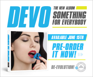 Pre-Order the New Devo Album Now!