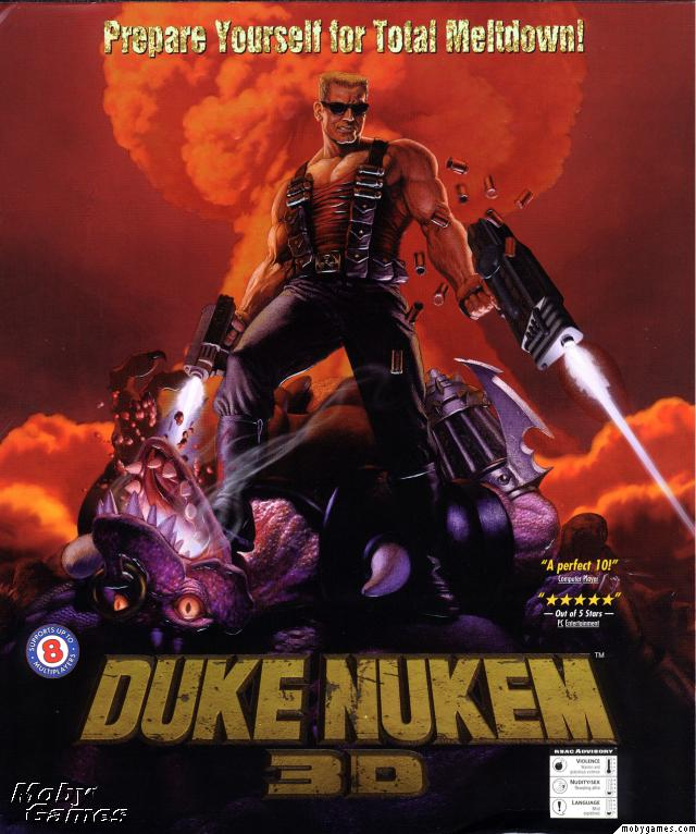 duke nukem 3d play