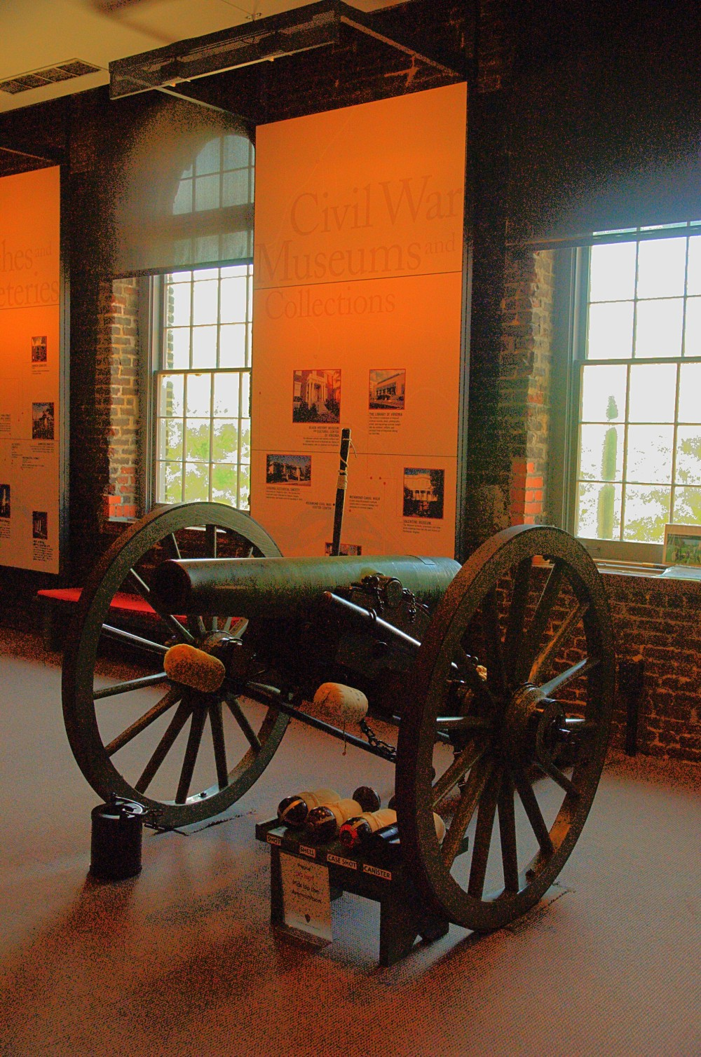 Tredegar Iron Works - American Civil War Museum